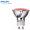 PHILIPS MyAccent LED Spot GU10 1-10W piros