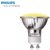 PHILIPS MyAccent LED Spot GU10 1-10W sárga